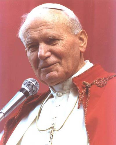 Saludo del Papa a los Acolitos
